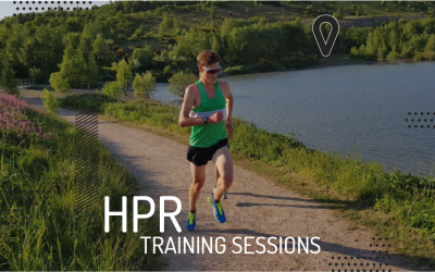 HPR Training Sessions at Silverdale Country Park