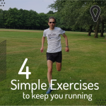 Simple everyday exercises that will keep you running