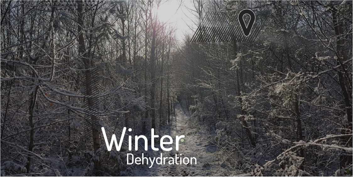 Watch out for winter dehydration
