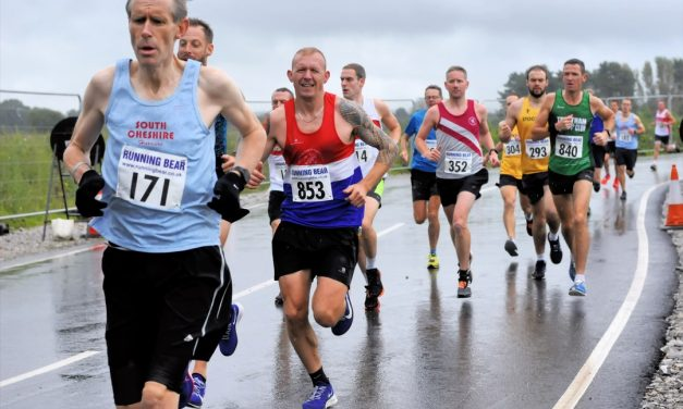 Half Marathon Training Plan for sub 90 minute runners