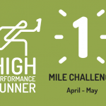 High Performance Runner One Mile Challenge