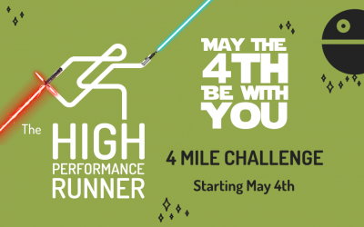 May The Fourth Be With You, 4 Mile Challenge