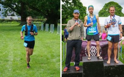 Roger Taylor: Training for a podium place at the Mourne Way Ultra Marathon