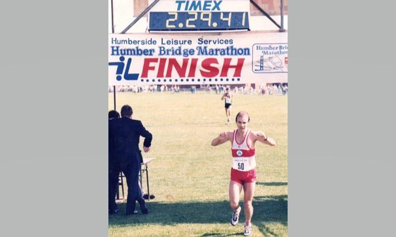 Eddie Whittaker: Training for a 2.29 marathon